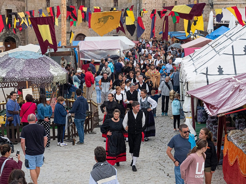 XXVII Festival de Música Tradicional y Folklore de Molinos de Duero