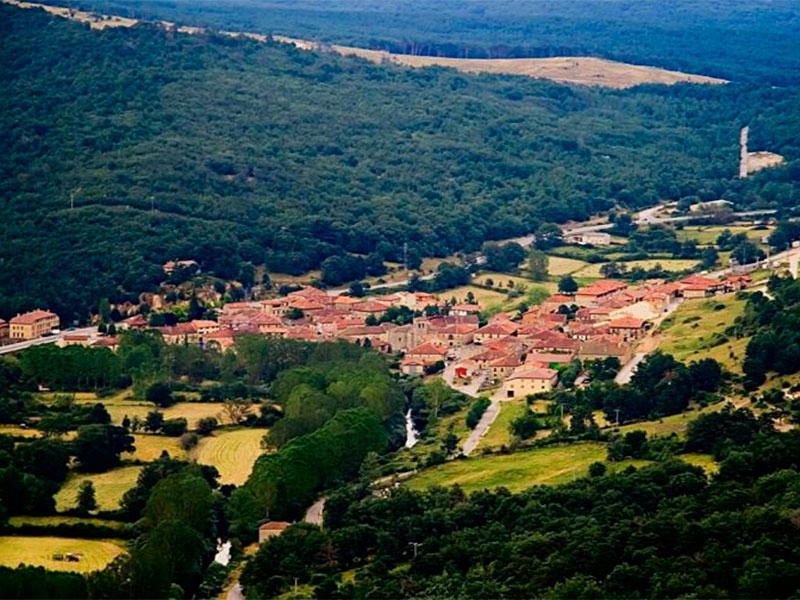 Molinos de Duero, capital de la Real Cabaña de Carreteros