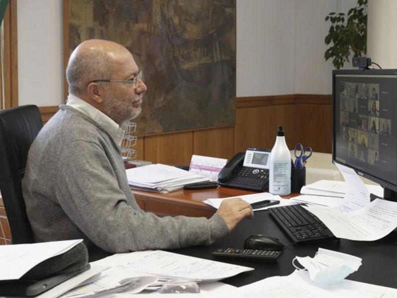 Franciso Igea visitara el próximo Lunes la localidad de Molinos de Duero