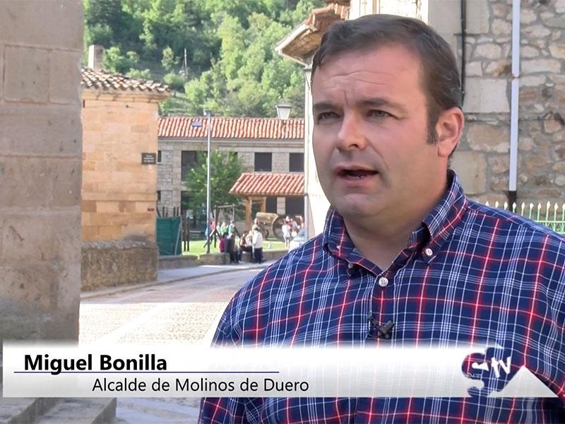 Molinos de Duero contará con el proyecto pionero Pueblo Cuidador