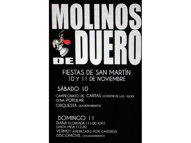 Fiestas de San Martín 2018