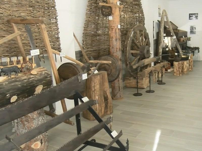 Molinos de Duero inaugura su Museo de la Carretería