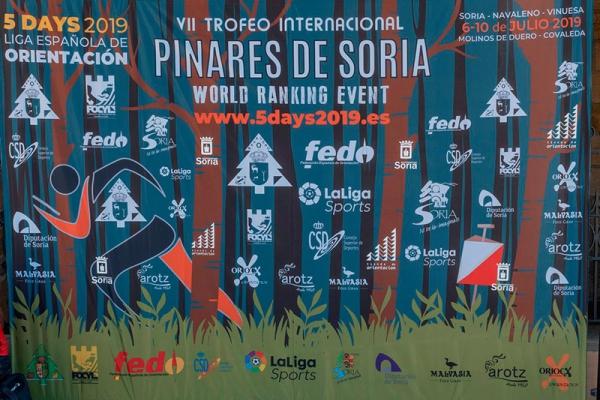 VII Trofeo Internacional Pinares de Soria World Ranking Event 4