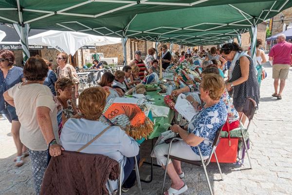 IX Encuentro de Bolillos de Molinos de Duero 3
